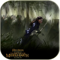 Battle for Middle Earth 2 Icon by cojocea2010