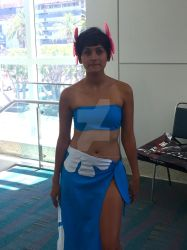 AX 2016 - Pokemon ORAS Phoebe Cosplay by SpaceStation91