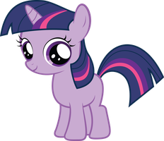 Filly Twilight by fallingcomets