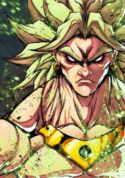 Broly by Anny-D