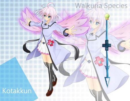 [CLOSED] Walkuria Auction #4 by KotaAdopts