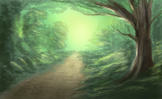 [Day 7] Environment study by Lightning441
