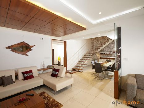 Interior Designer for Villa in Sarjapur Road by alurhome