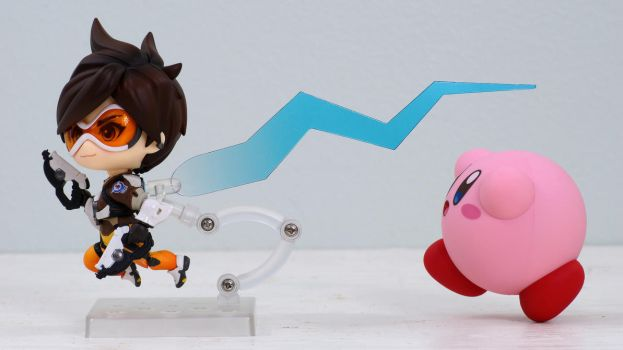 Tracer Nendoroid Review by Chocolate-Spider