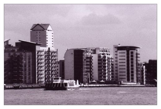 Westferry 1 by ash