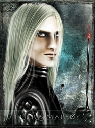 Lucius Malfoy - tarot series by Patilda