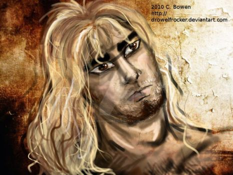 Ulrich speed-paint by QueenCordite