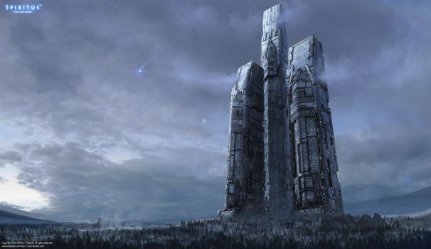 +Raydarian Skyscrapers+ by E7S