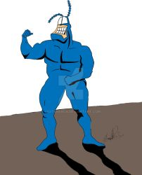 The Tick by sketcherCa