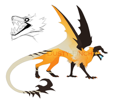Dragon Adopt (CLOSED) by Dusty-Demon