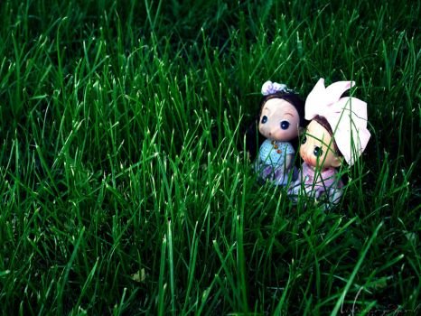 Doll: Friends by ministryofgirl