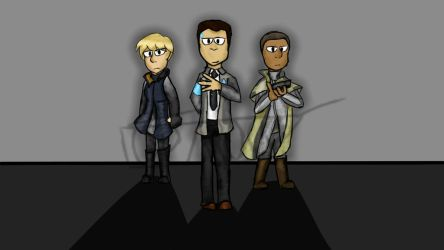Detroit: Become Human by chillywilly33