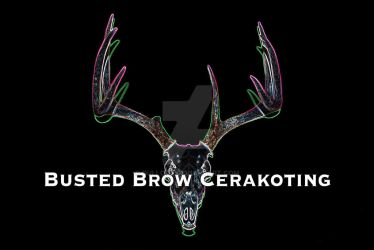 Busted Brow Cerakoting by DullCry