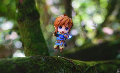 the new adventure of Link by zir0photo