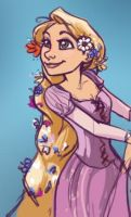 Rapunzel - Dolled Up by relsgrotto