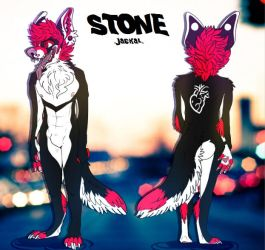 Stone reference sheet by FloralWings