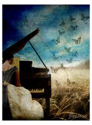 The Piano by deadly-sinful