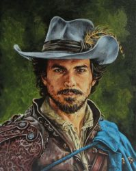 Aramis by ObsidianSerpent