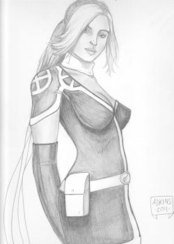 Rogue 01.02.11A by Justin1592