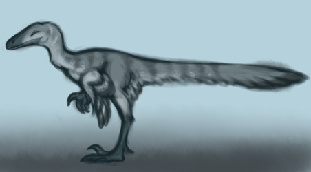 troodon by diabloceratops