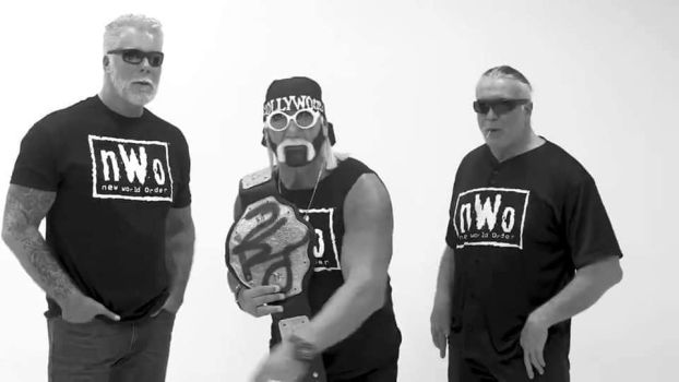 THEY ARE BACK!!!!!!!!!!!!! NWO 4 LIFE!!!!!!!!!!!!! by daves2012