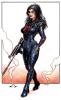 Baroness by Reverie-drawingly