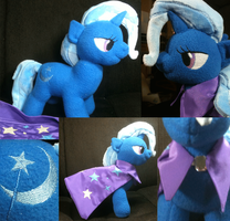 Trixie Plush by Cryptic-Enigma