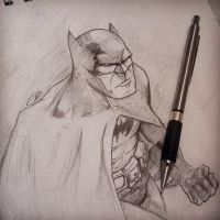Batman by Lightning-Stroke