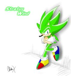 Stratus Wind Request by Chakra-X