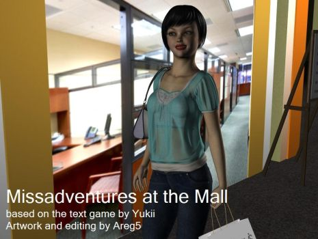Missadventures at the Mall Chapter Three by areg5