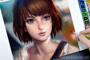 Life is Strange - Max Caulfield by Laovaan