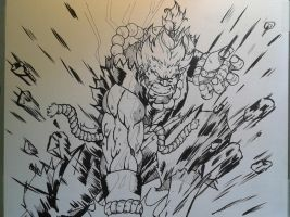 Akuma Inks by MikeES