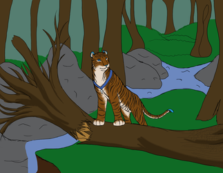 Life - WIP by TigerzGirl
