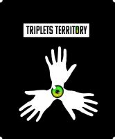 Triplets Territory - webcomic cover page by 23-ZiZ-23