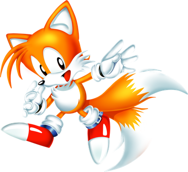 Classic Tails by SA2OAP