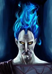 Portrait of Hades by babalisme