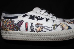 GamingShoes Manly Men by camriess