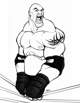 Goldberg Inks by Chadwick-J-Coleman