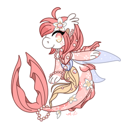 (Official) Yume's Water/Mermaid Form by CheriPearl