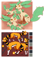PKMNation:: Gifts by Attack-At-Dawn