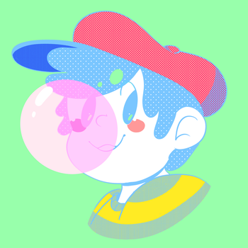 bubble boy by milkyquartz