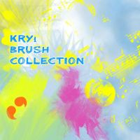 Kry1 Brush Collection by popnicute