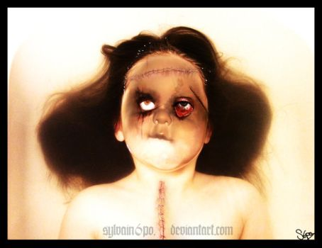 Zombie doll by sylvain6po