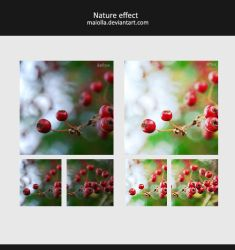 Nature effect 1.0 by Sea-of-wonders