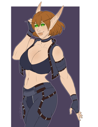 [Comm] Emaryne Raith's new outfit! by Emma-Knightly