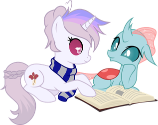 Enjoy Reading by LimeDazzle