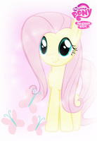 MLP Fluttershy Card Sleeve by angelbins2