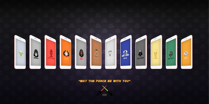 Star Wars | The Force Awakens (Version iPhone) by GrimlocK38