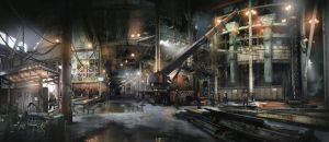 hearn Int Construction Site Pan 4 FH 2  by frankhong