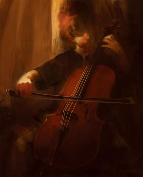 Pachelbel's Canon Detail by houvv